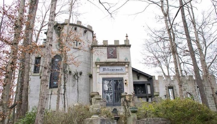 Williamswood Castle; near downtown!