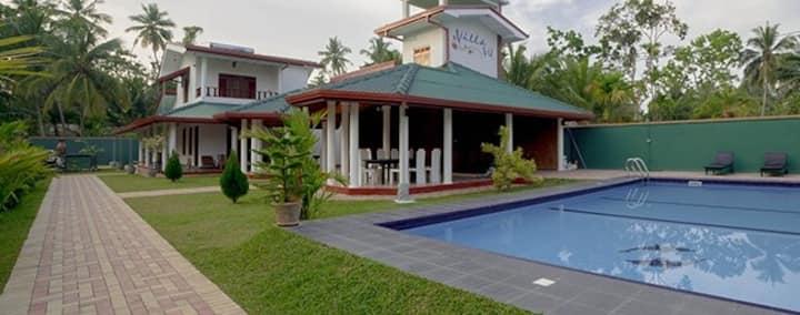 Ajantha's Villa - Bentota