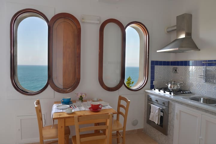 Apartment with sea view near Cefalù - Finale - Other