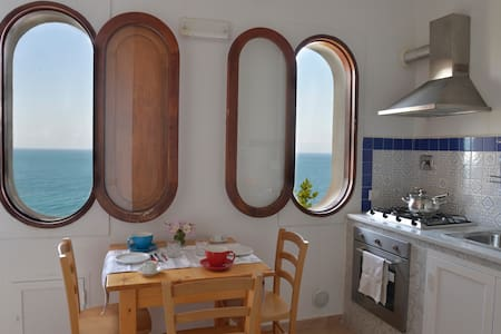 Apartment with sea view near Cefalù - Finale - Overig