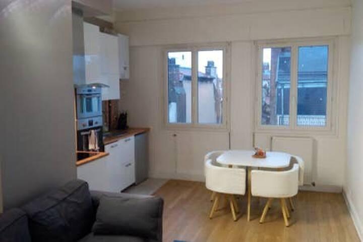Appartement 3 pièces au cœur de Grenoble