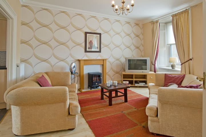 Scottish Border 4 bedroom Apartment - Coldstream - Apartemen