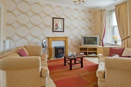 Scottish Border 4 bedroom Apartment - Coldstream - アパート