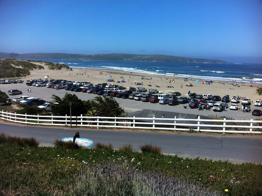 Dillon Beach from the Bluff