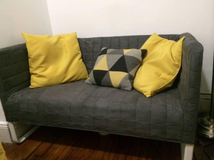 Brand new love seat!
