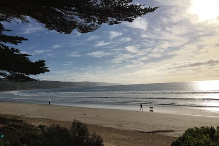 Cozy room with a view  - free WIFI - Apollo Bay - Huoneisto