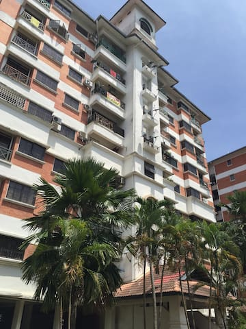 Cozy 1BD Large Apartment - Kajang - Apartmen