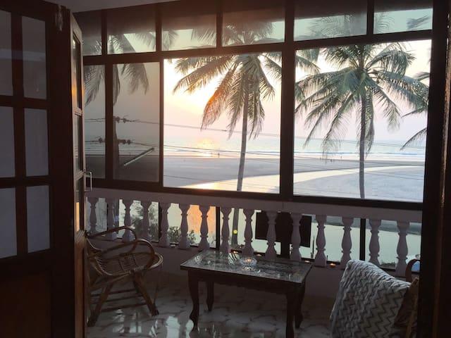 Ashvem beach,  Goa. - Goa - Lägenhet