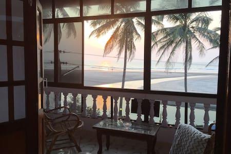 Ashvem beach,  Goa. - Goa