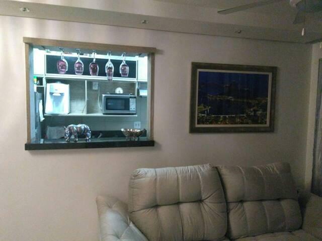 Lindo Apartamento em Paulínia-Bairro Morumbi