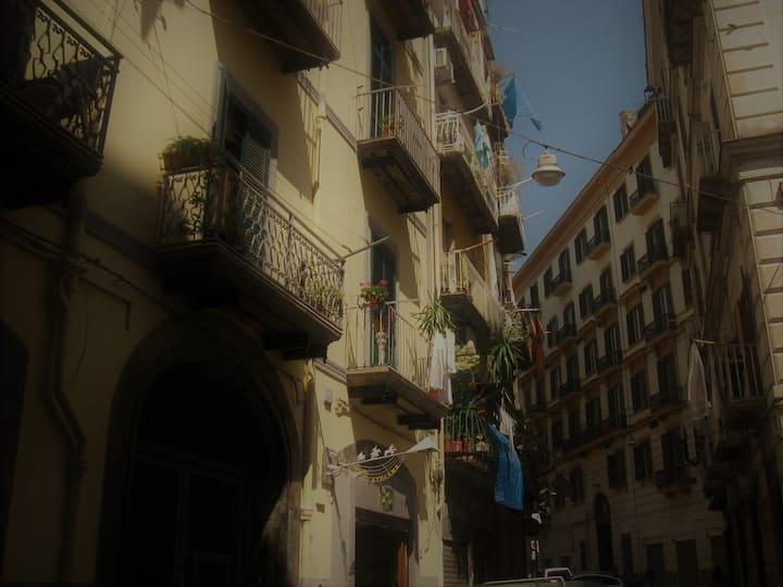 Apartment in the historic city centre