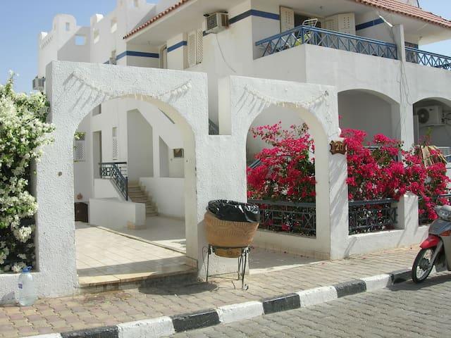 "Апартаменты в Районе ""Ривьера-Шарм"" - Шарм-эль-Шейх - Apartamento"