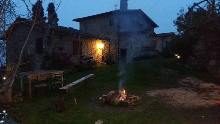 Poggio di Dante zona Camaldoli