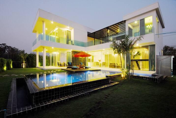 Aria Golf Villa - Tambon Bang Chalong - Villa