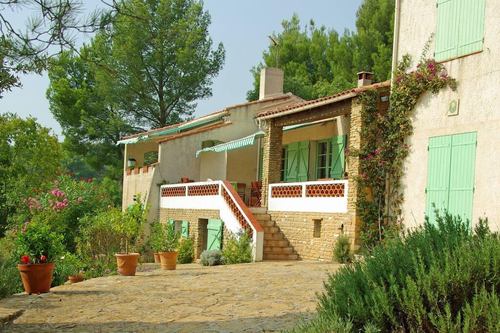 La Villa ClosdeFaneou