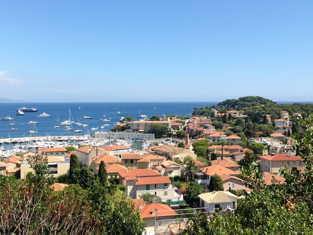 "Your ""place to be"" for a unforgettable holidays ! - Saint-Jean-Cap-Ferrat - Řadový dům"