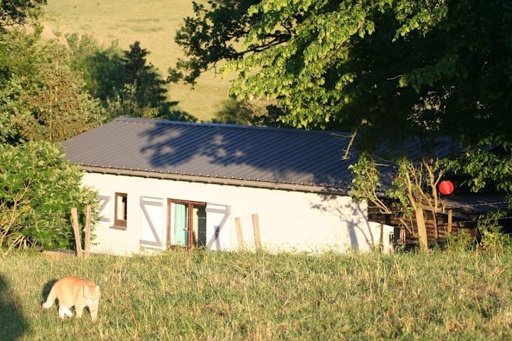 CHARMING HOUSE in ARDENNEN-HASTIERE - Hastiere - บ้าน