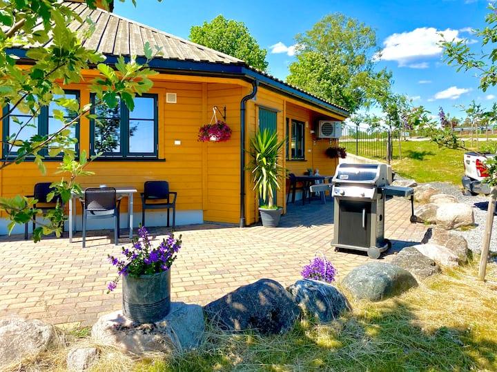 Privat og praktisk leilighet i Sarpsborg