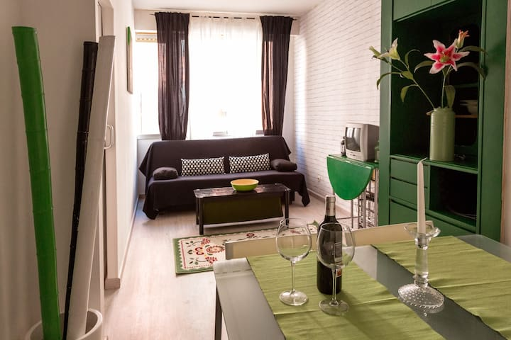 Cute apartment in Olivera St.-BCN - Barcelona - Flat