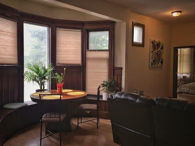 2 BR apt in fantastic location! - Buffalo - Apartment