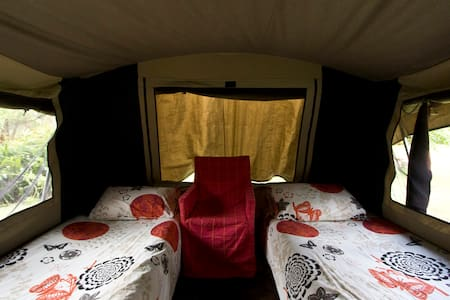 The Backpackers Safari Tent Haven
