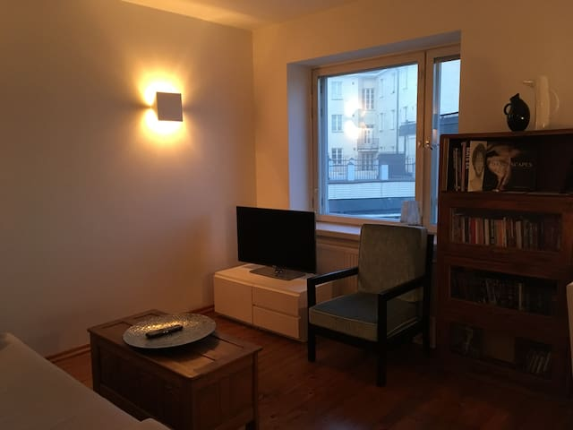 Beautifully renovated studio apartment in Kallio