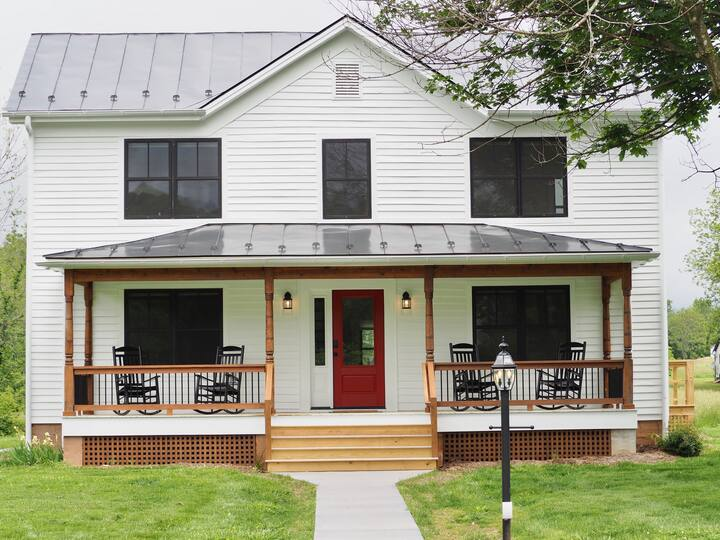 Fulton Belle Vue - New Listing in Afton with views