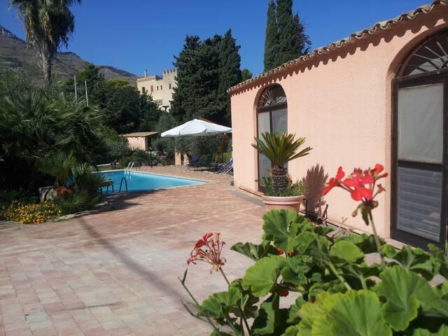 La Mansarda - Sant'Andrea Bonagia - Villa