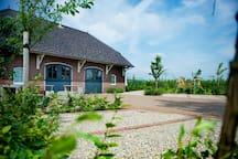Luxurious holiday cottage Limburg