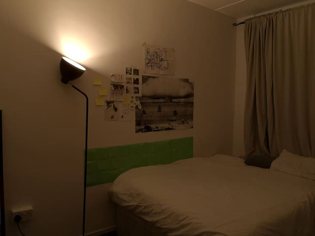 BIG ROOM IN SHADWEL sublet for Christmas holidays