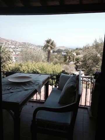Cozy Apartment w Pool in Turkbuku - Golturkbuku, Bodrum - Appartamento