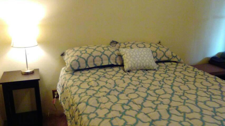 Cozy and clean room - San Pablo - Hus