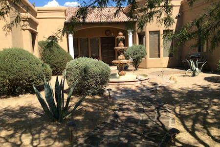 Casa de los caballos - Scottsdale