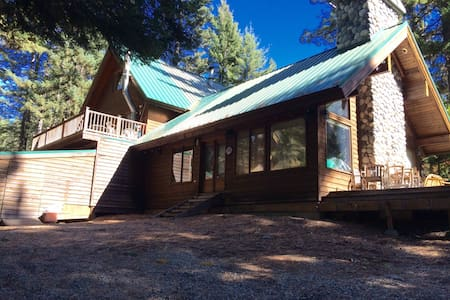 Eagle Pine Lodge - Near Roslyn - Chalet