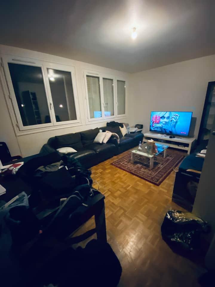 Chambres d'hôtes illuminées et sympas