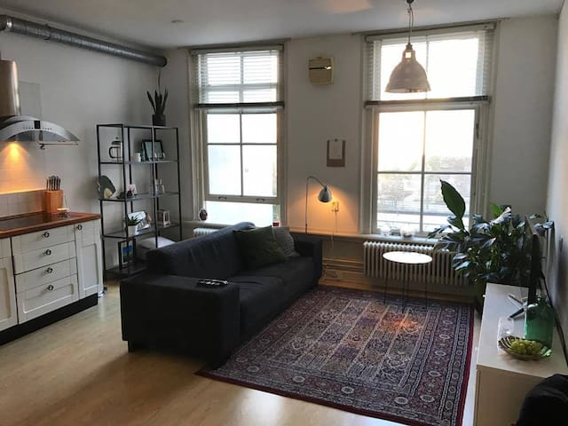 Apartment at the canal in the centre of Utrecht - Utrecht - Apartamento