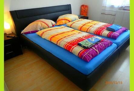 Gemütliches Zimmer in ruhiger Lage - Stein - Apartamento