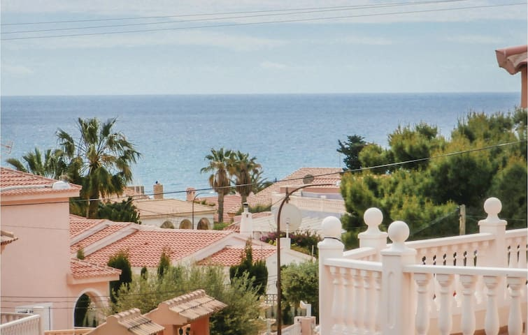 Holiday cottage with 4 bedrooms on 130m² in Mazarrón