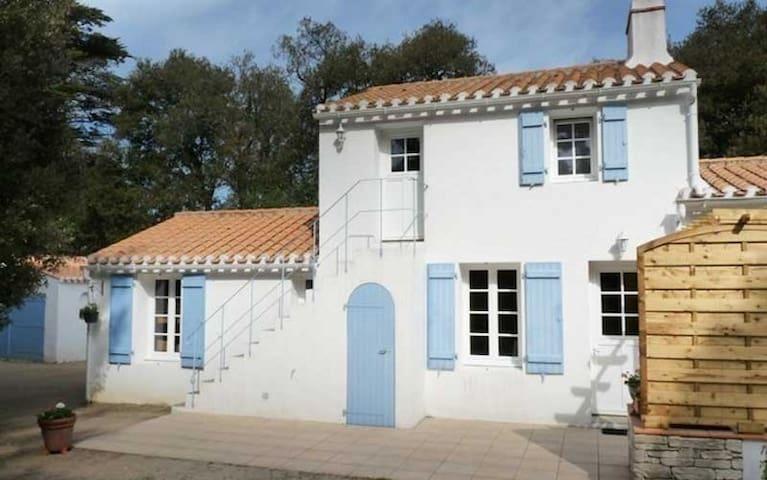 Maison mitoyenne Bois de la Chaize - Noirmoutier-en-l'Île - Villa