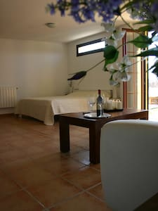 charming apartment in the country  - Santa Maria del Camí - Apartament