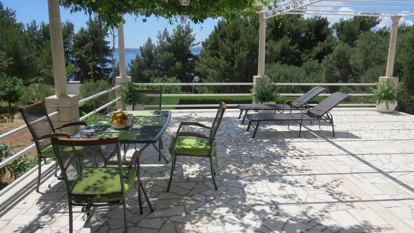 Ferienwohnung 4202-5 für 4 Pers. in Orebic