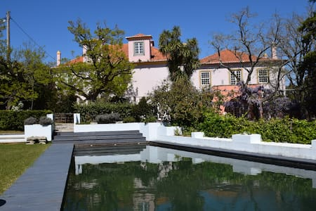 2 charming bungalow in nice garden - Bungalo