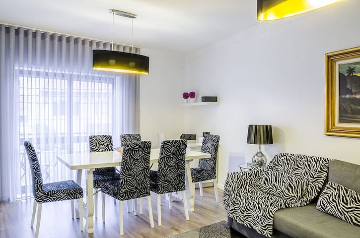 Lovely Apartment T2 - Vila Nova de Gaia - Wohnung