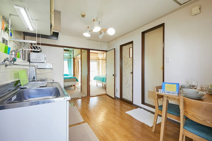 304 near SkyTree and Asakusa Great location! Wifi