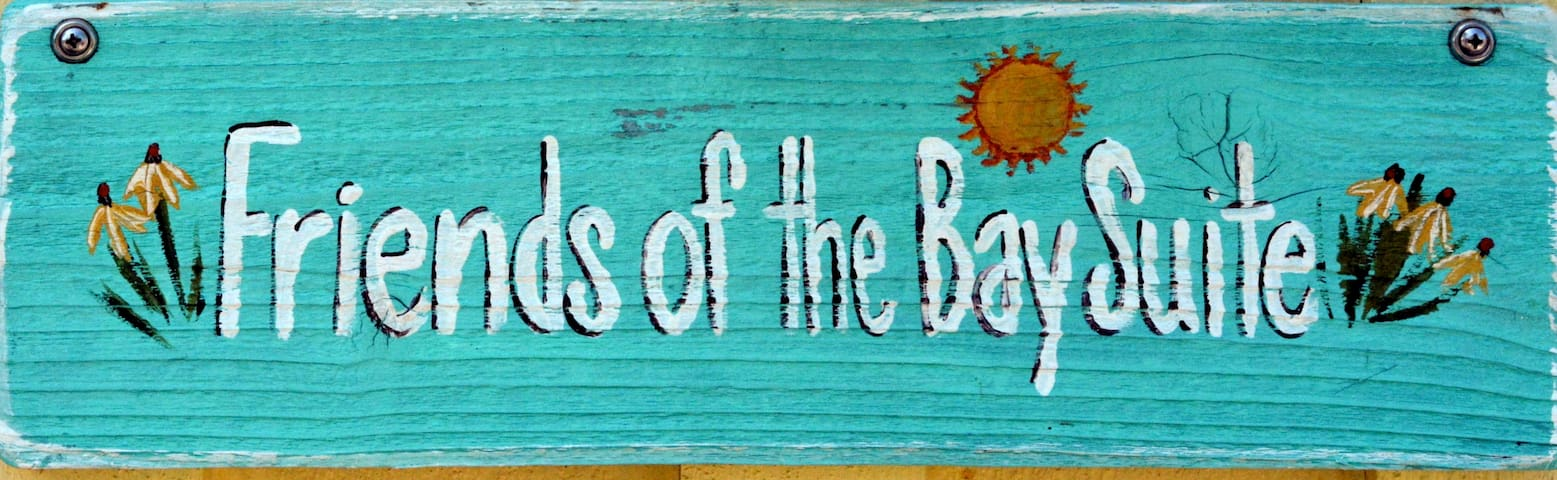 AB Lodging - Friends of The Bay Suite, Put-in-Bay