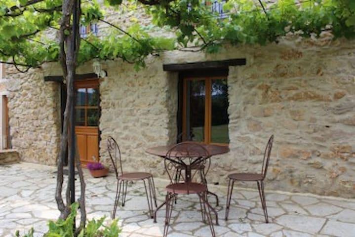 Gîte avec piscine réserve naturelle - Arques - Casa cueva