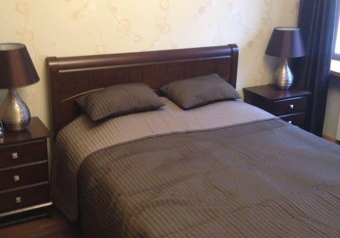 3-х комн. квартира в центре города