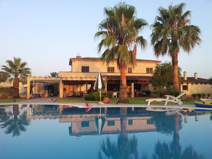 Beautiful house near Artà with private Pool