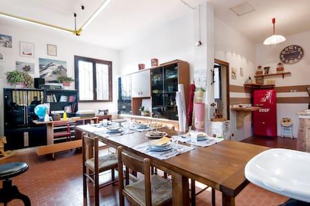 Maglificio-laboratorio vintage - Cattanea-casoni dei Peri - Loft