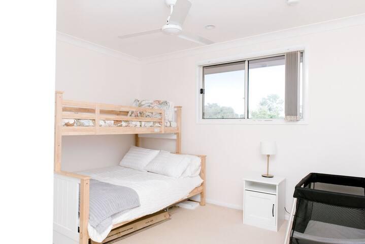 Bedroom 4 - Double Bunk